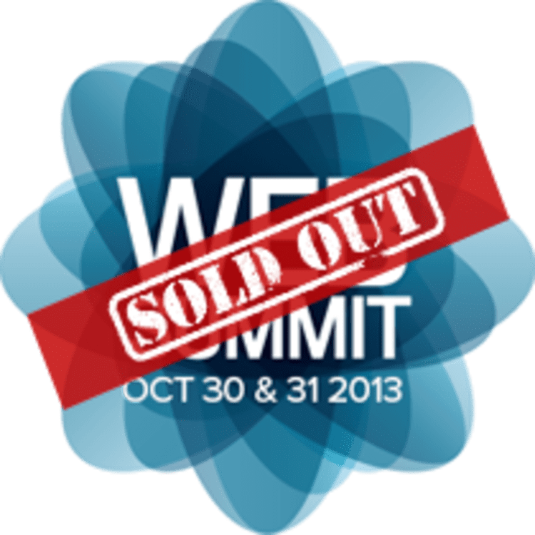 CANDDi at Web Summit 2013 - (Sold Out)