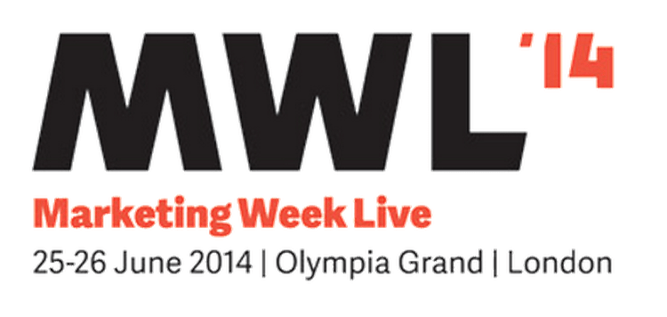 CANDDi Will Be Attending Marketing Week Live 2014