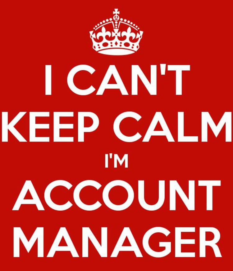 Join our team - Account Manager wanted