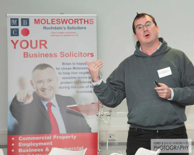 Business in Rochdale (Breakfast Seminars with Molesworth's)