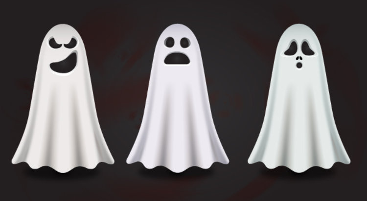 Ghosts that will scare your socks off