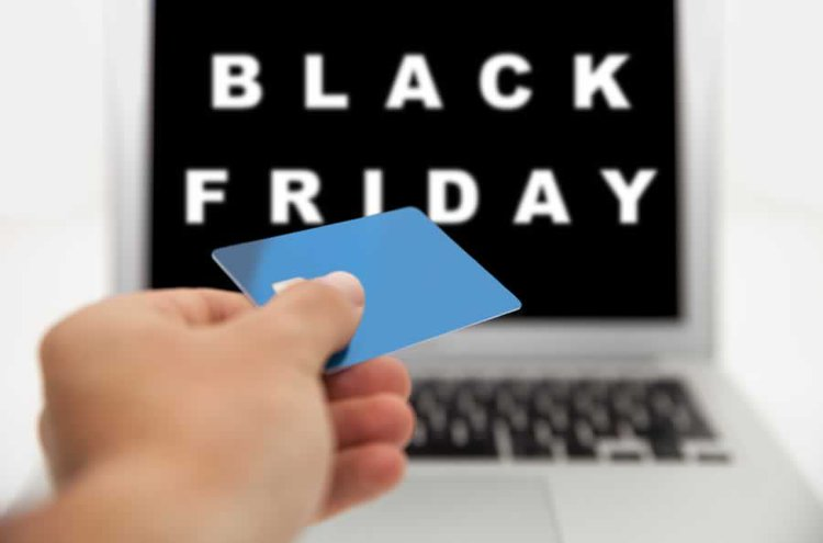 Black Friday Shopping Trends Online