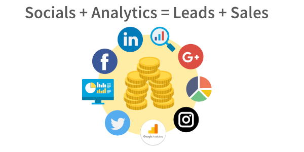 Analytics are important for social media, too