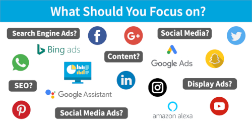 Digital Marketing in 2018: What Should You Focus on?