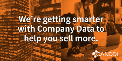 We're getting smarter with company data to help you sell more