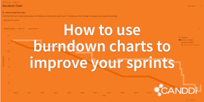 How to use burndown charts to improve your sprints