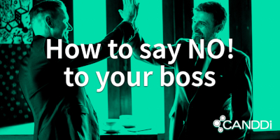 How to say no to your manager