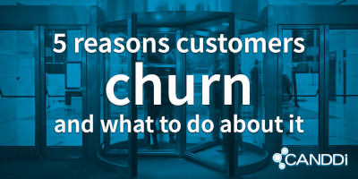 5 reasons customers churn, and what to do about it