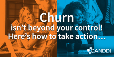 Churn isn't beyond your control! Here's how to take action