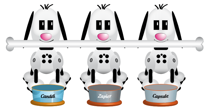 DIY Marketing Automation with CANDDi, Zapier, Capsule and Feedblitz