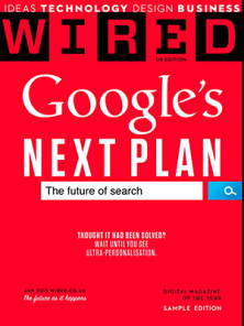 Wired MAG future of search